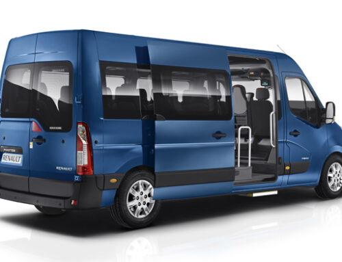 Renault Nuovo Master Passenger 17 Posti