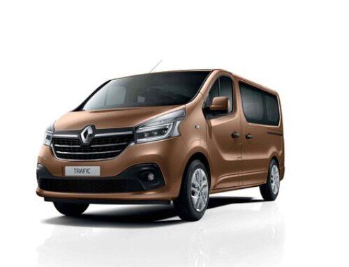 Renault Nuovo Trafic Passenger 9posti