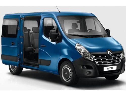 Renault Nuovo Master Passenger 9 posti
