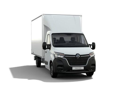 Renault Nuovo Master Gran Volume
