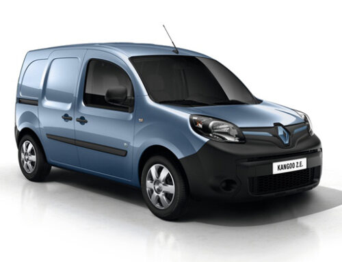 Renault Nuovo Kangoo Z.E.