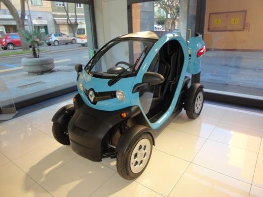 Renault Twizy Cargo elettrica