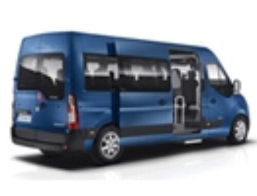 Trasporto persone/ bus 17 posti/ scuolabus