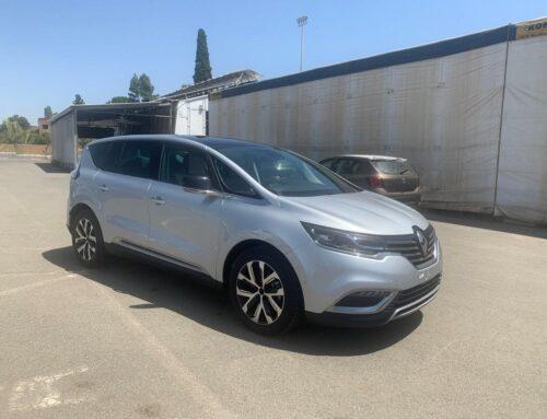 Renault Nuovo Espace Diesel Auto