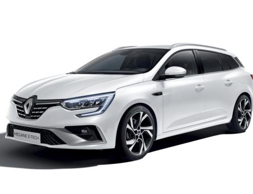 Renault Nuova Megane Sporter E-Tech