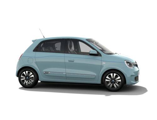 Renault Nuova Twingo electric
