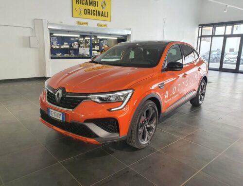 Renault Arkana ibrida
